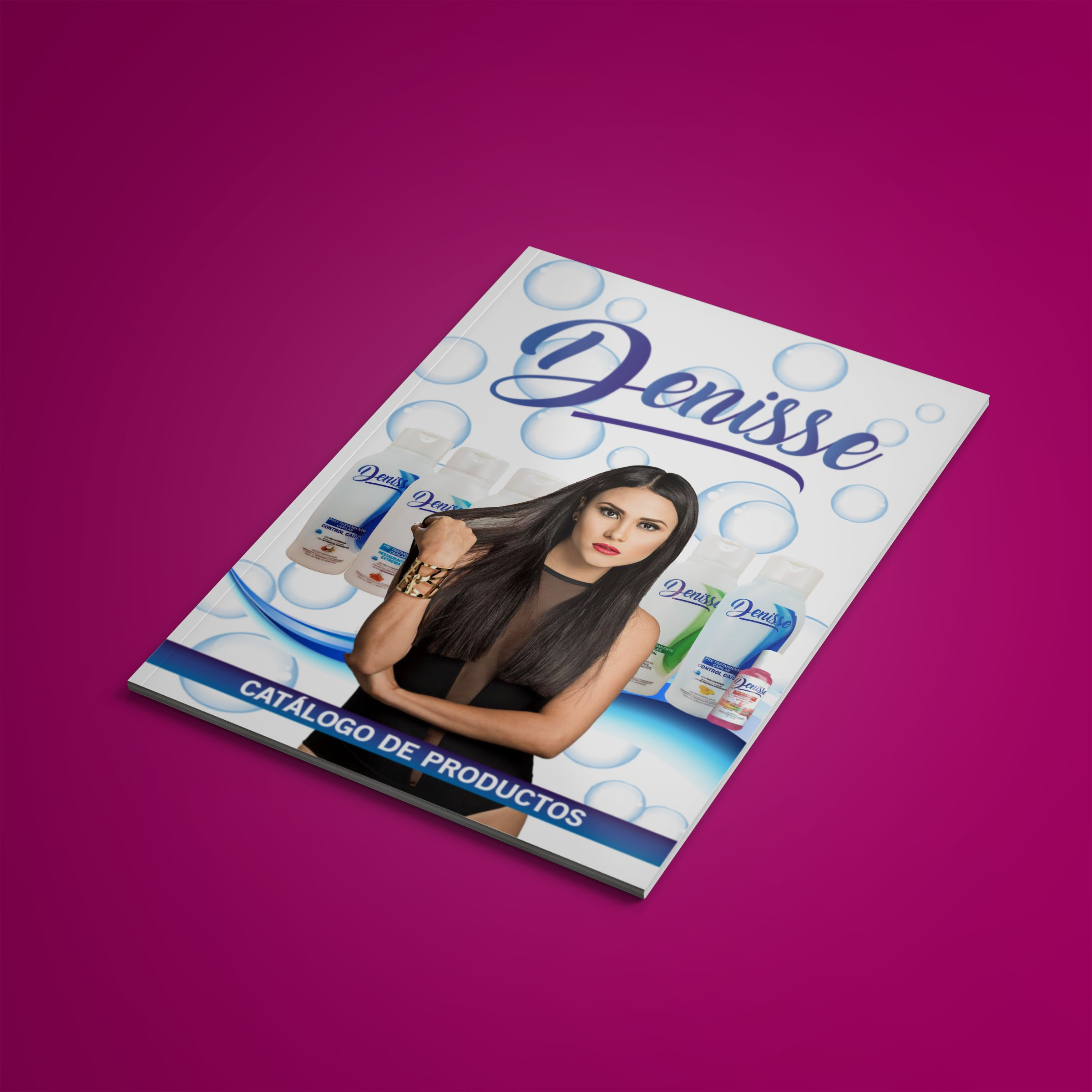 "Brochure for ""Denisse"""